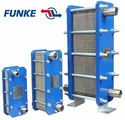 德国 Funke 换热器