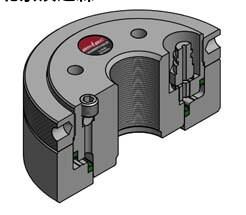 AMTEC液压螺母H-8.1007技术资料