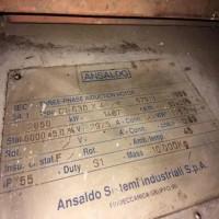 Ansaldo中高压电机GH225 SK