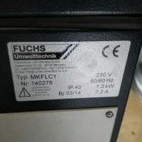 FUCHS多级过滤器组MKF200用于打标激光