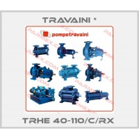 travaini TRHE系列单级液环真空泵