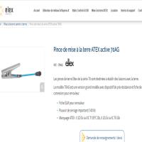德国eltex静电接地夹AG70系列国内批量出售